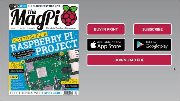 MagPi 81 zum Download