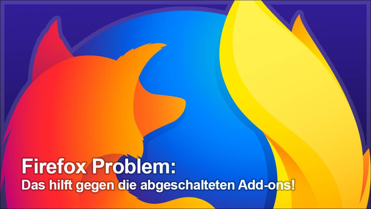 Firefox Aden Problem!