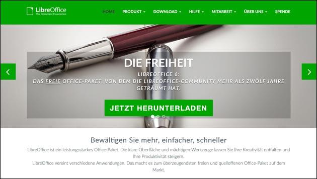 LibreOffice Update