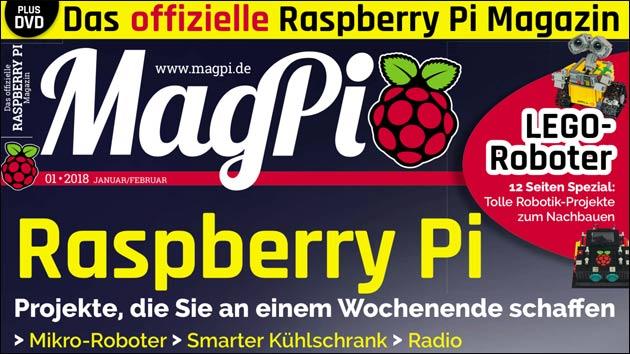 MagPi deutsch Download