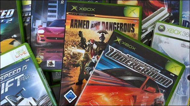 Xbox Abwärtskomptatibilität