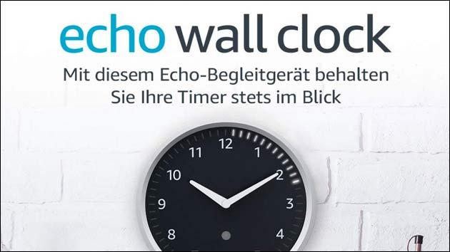 Echo Wall Clock bestellen