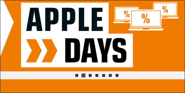 Apple Days MacBook Angebote