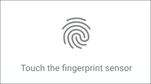 WhatsApp Beta mit Fingerabdruck