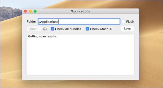 Mac OS: 32 Bit Apps finden