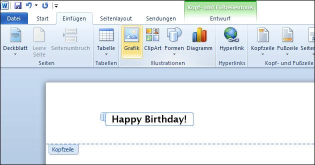 MS Office 30. Geburtstag