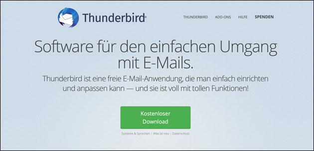 Thunderbird 68
