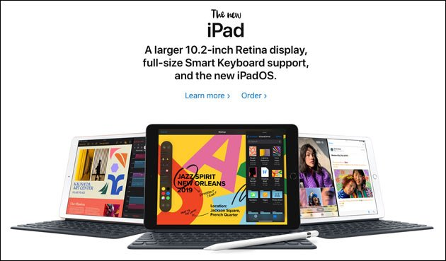 Apple iPad 7