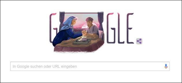 Dr. Ruth Pfau: Google Doodle