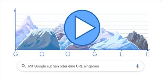 Junko Tabei: Google Doodle